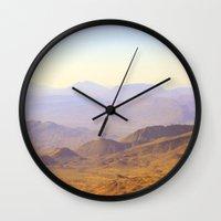 Juniper Canyon Wall Clock