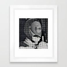 otário Framed Art Print