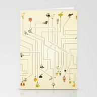 Food The Scheme Stationery Cards