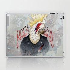 ROCK & ROLL BIRD!! Laptop & iPad Skin