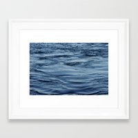 Lake Michigan - Chicago,… Framed Art Print