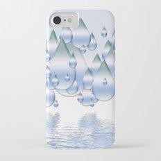 Rain Drops iPhone 7 Slim Case