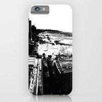 iPhone & iPod Case featuring Tel Aviv Beach by romano
