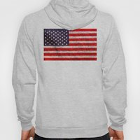 Stained Glass Old Glory Hoody