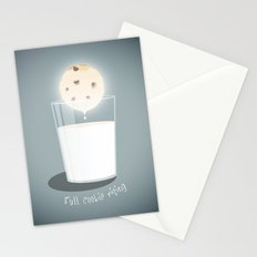 Full cookie rising Stationery Cards
