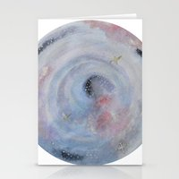 Galaxy I Stationery Cards