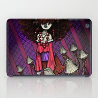 Ghost in the Haunted House by RonkyTonk iPad Case