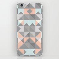 Triangular Pattern iPhone & iPod Skin