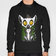 Ring-Tailed Lemur Hoody