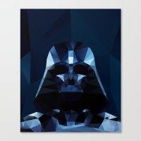 Darth Canvas Print