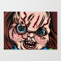 Let's Play! Canvas Print