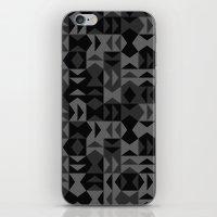 Arrows & Diamonds iPhone & iPod Skin