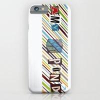 Amy Pond iPhone 6 Slim Case