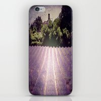 Lavenderdays iPhone & iPod Skin
