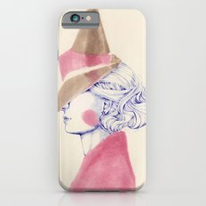 A Touch of Pink iPhone 6s Slim Case