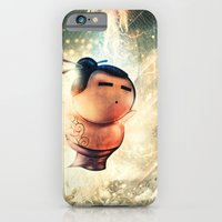 iPhone & iPod Case featuring Rise of Sumo by Ricardo Ajcivinac