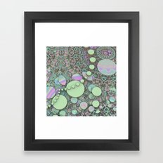 Trash or Treasure Framed Art Print