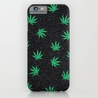 iPhone & iPod Case featuring Weed by jajoão