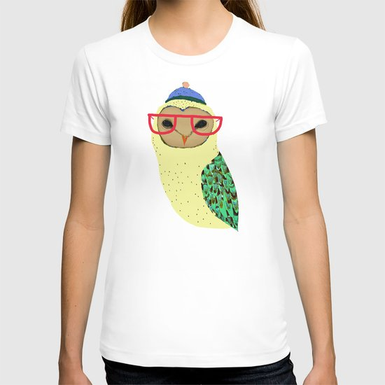 I Love Owls T-shirt