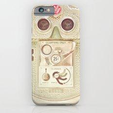 Beach Binoculars iPhone 6 Slim Case