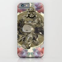 Laughing Buddha iPhone 6 Slim Case