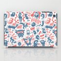 Merry Monsters iPad Case