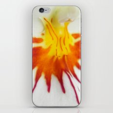 Painted Orchid iPhone & iPod Skin