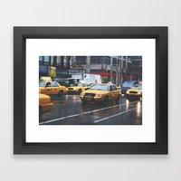 Born Free Framed Art Print