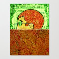 FEDERAL RESERVE SYSTEM Canvas Print