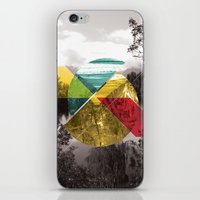 Sojourn series - Lake Mathieson iPhone & iPod Skin