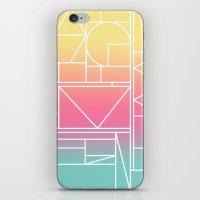 Kaku Quattro iPhone & iPod Skin