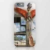 iPhone & iPod Case featuring Post Mortem by Daniel Donnelly