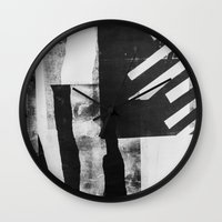 Monotype I Wall Clock
