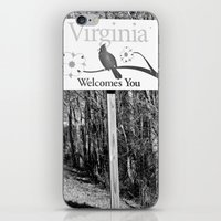 Virginia Is For Lovers! iPhone & iPod Skin