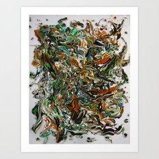 Elemental Art Print