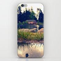 Wapato Lake Beauty iPhone & iPod Skin