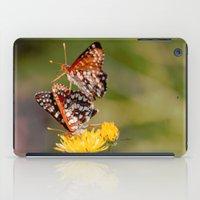 Butterfly Acrobats iPad Case