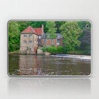 Fulling Mill House at Durham Laptop & iPad Skin
