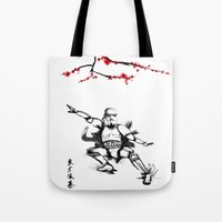 Eastern Storm Tote Bag