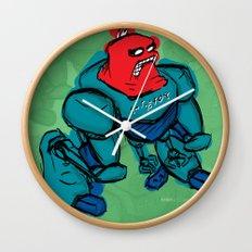 robot1 Wall Clock