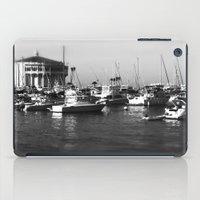 Catalina Harbor iPad Case
