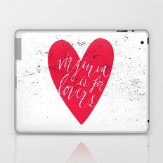 Virginia is for Lovers Laptop & iPad Skin