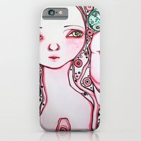 iPhone & iPod Case featuring He Went Away by Braidy Hughes