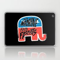 This Machine Elects Fascists Laptop & iPad Skin