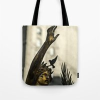 A Cry For Peace Tote Bag