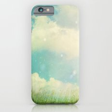 Field of Clouds iPhone 6 Slim Case
