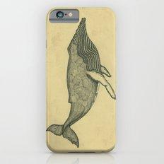 Humpback Whale Slim Case iPhone 6s
