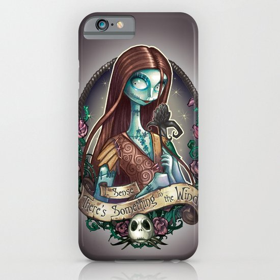 """Something In the Wind"" iPhone & iPod Case"