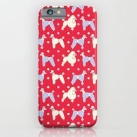 Oodles o' Polka Poodles iPhone 6 Slim Case