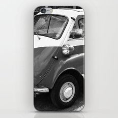 Oldtimer BWM Isetta iPhone & iPod Skin